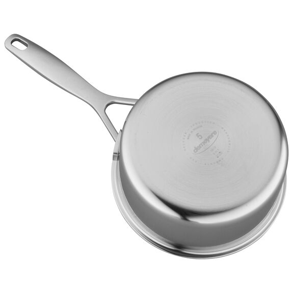 1.5-qt Stainless Steel Saucepan,,large 2