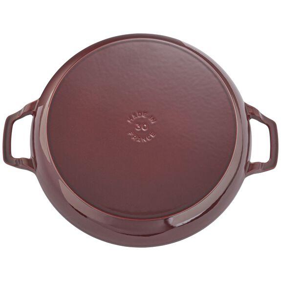 30-cm-/-12-inch Enamel Saute pan,,large 3