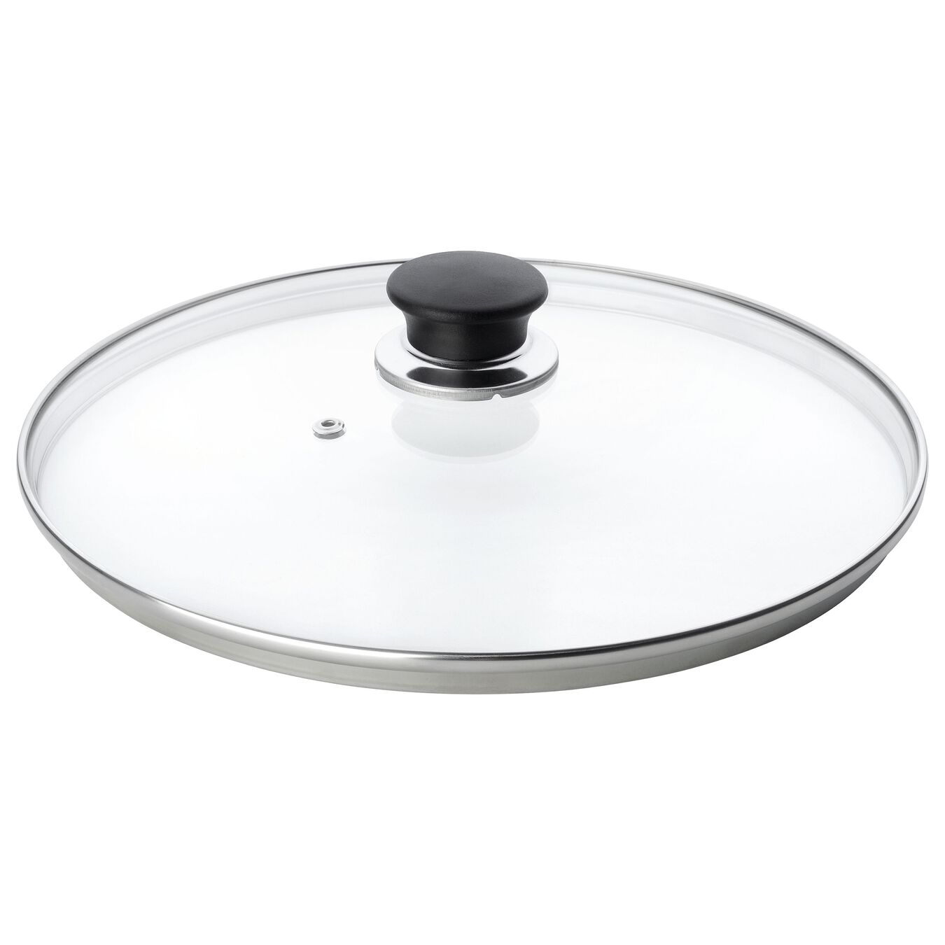 Deckel, 24 cm | rund | Glas,,large 1