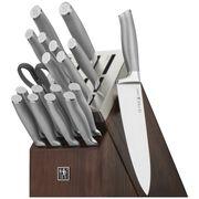 Henckels International Modernist, 20-pc Self-Sharpening Knife Block Set
