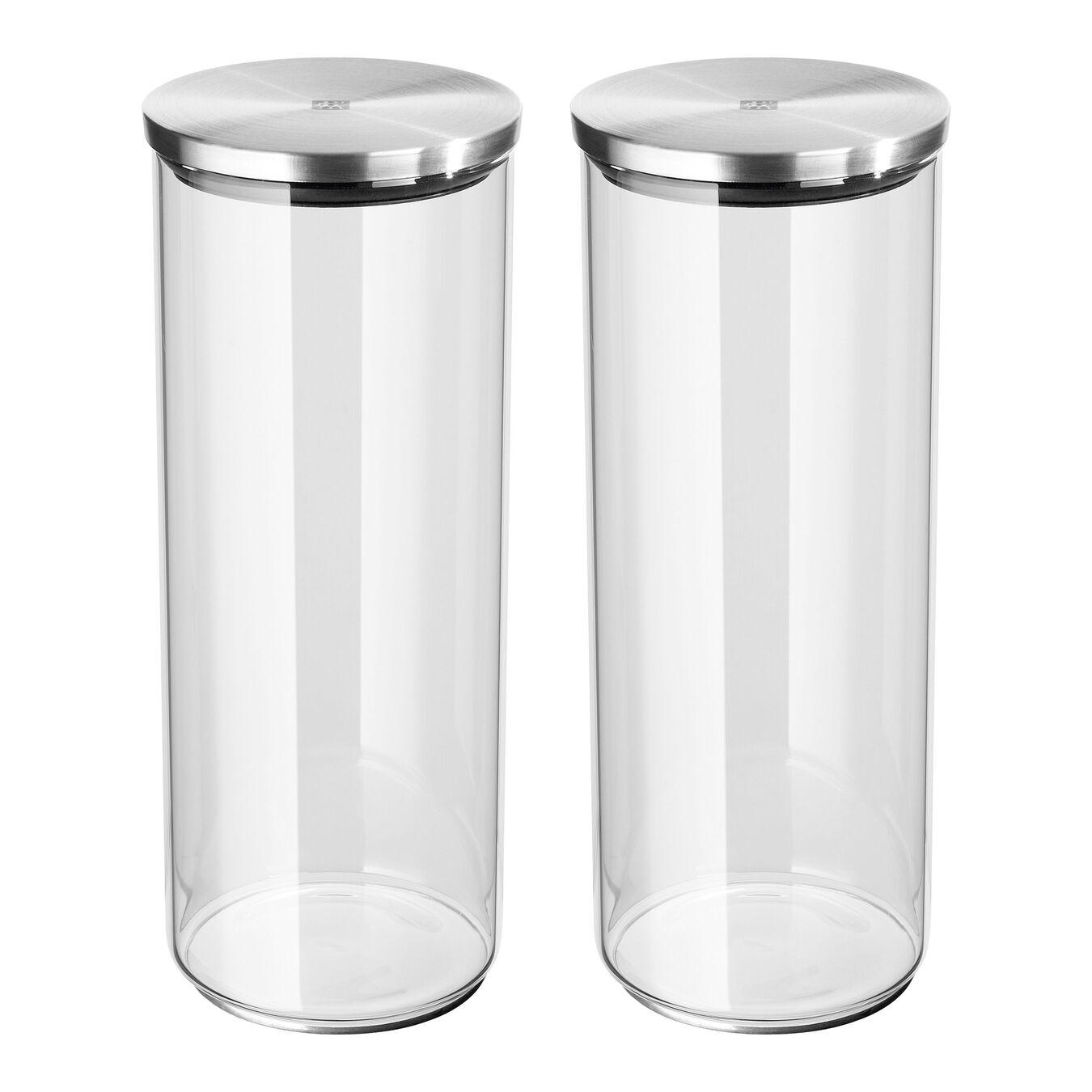 Aufbewahrungsgefäß 1 l, Borosilikatglas,,large 1
