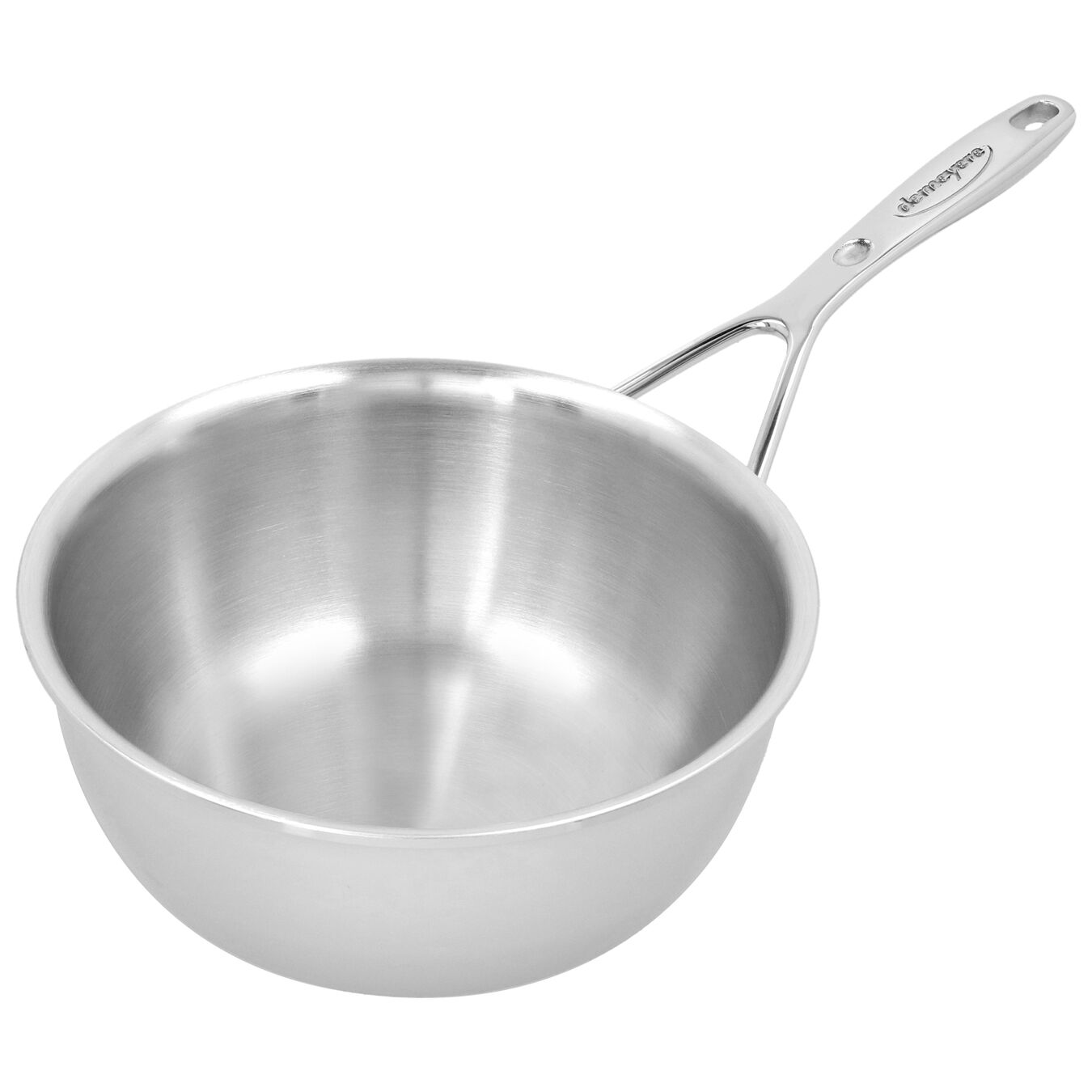 60-oz Sauteuse conical, 18/10 Stainless Steel ,,large 5
