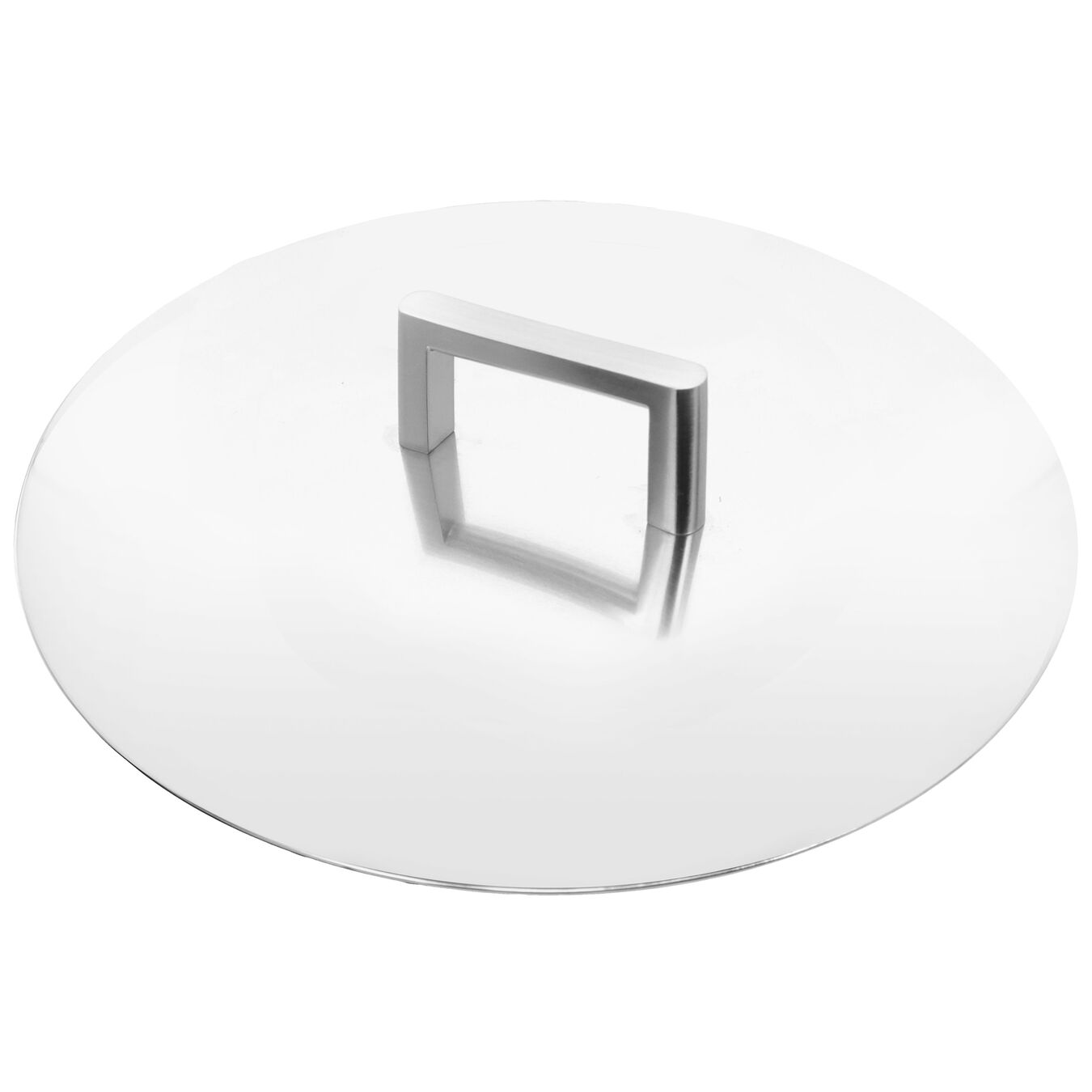 Sığ Tencere çift çıdarlı kapak | 18/10 Paslanmaz Çelik | 24 cm | Metalik Gri,,large 3
