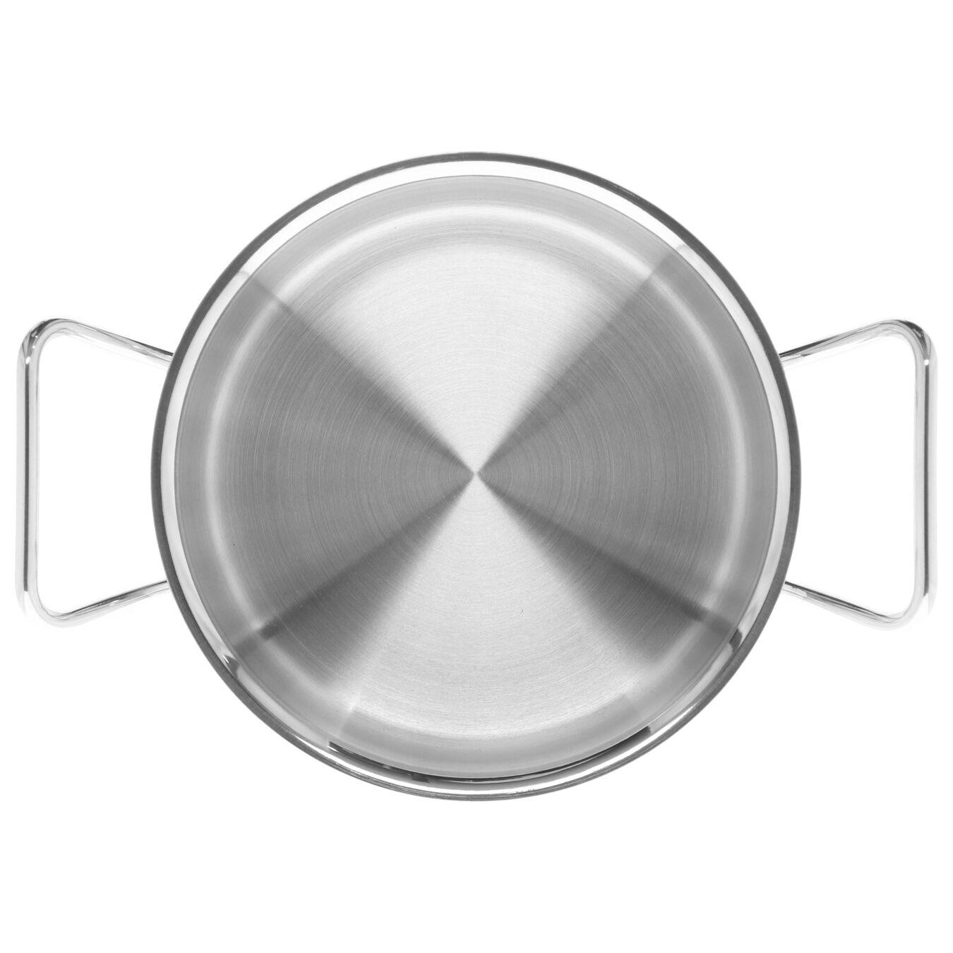 Kookpan met glazen deksel 20 cm / 3 l,,large 2