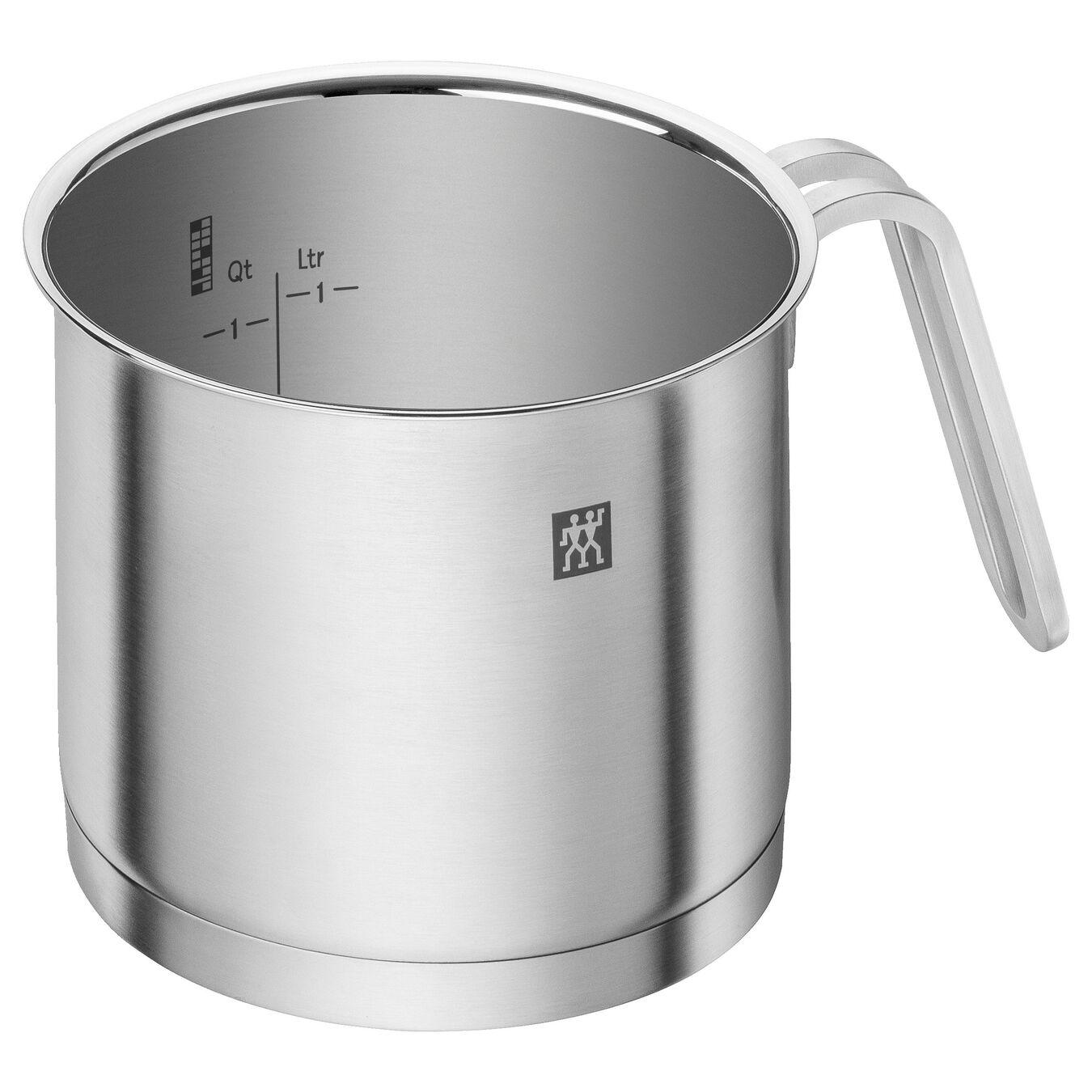 Pot à lait 14 cm, Inox 18/10,,large 1