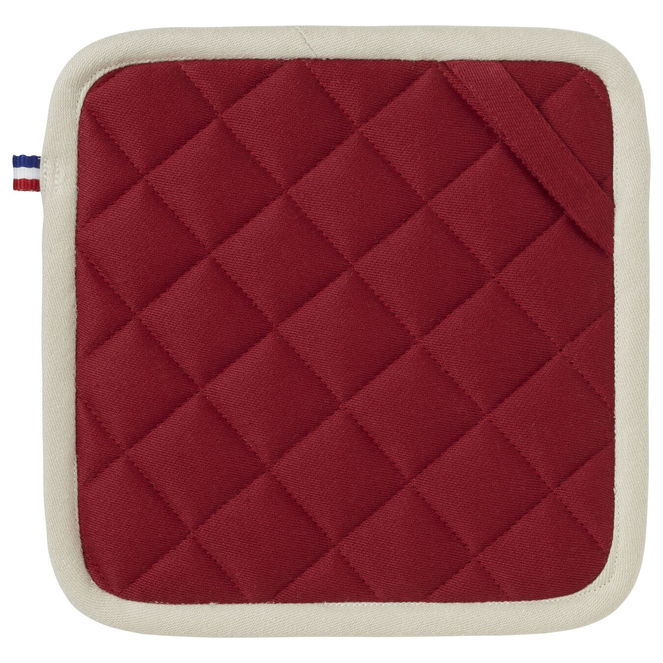 2 Piece Cotton Pot holder set, cherry,,large 2