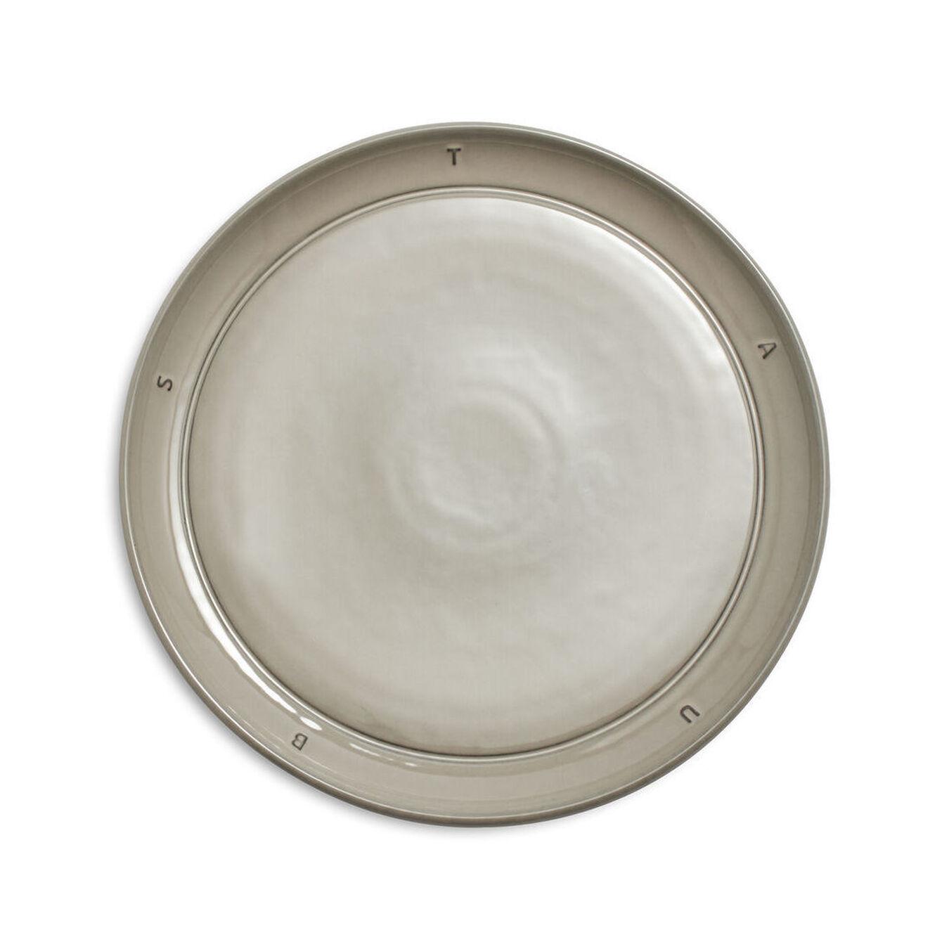 "8.5-inch, Salad Plate 22cm / 8.6"" - Graphite, Graphite Grey,,large 1"