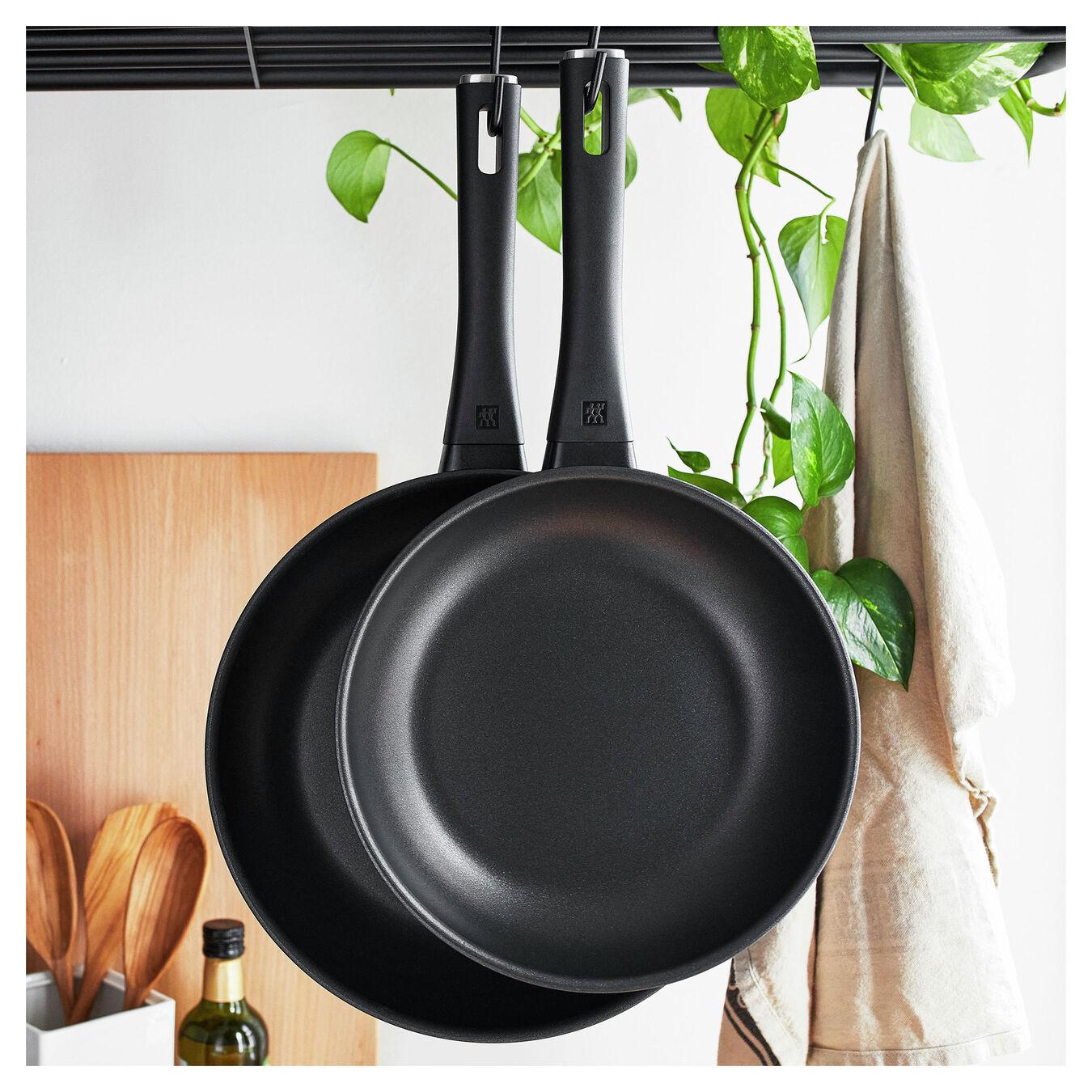 2-pc, Frying pan set,,large 8
