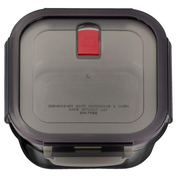 1-l-/-1.25-qt Borosilicate glass Storage jar,,large 7