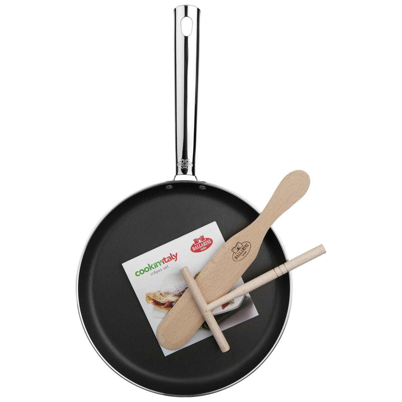 25 cm Aluminum Pancake pan,,large 1