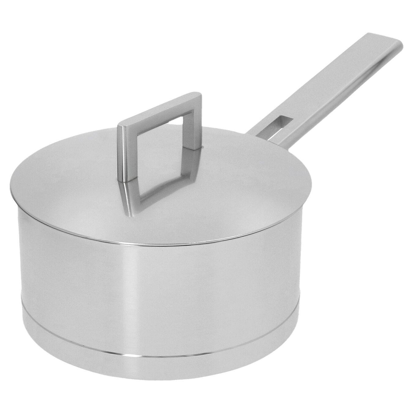 Poêlon avec couvercle à double parois 18 cm / 2,2 l,,large 5