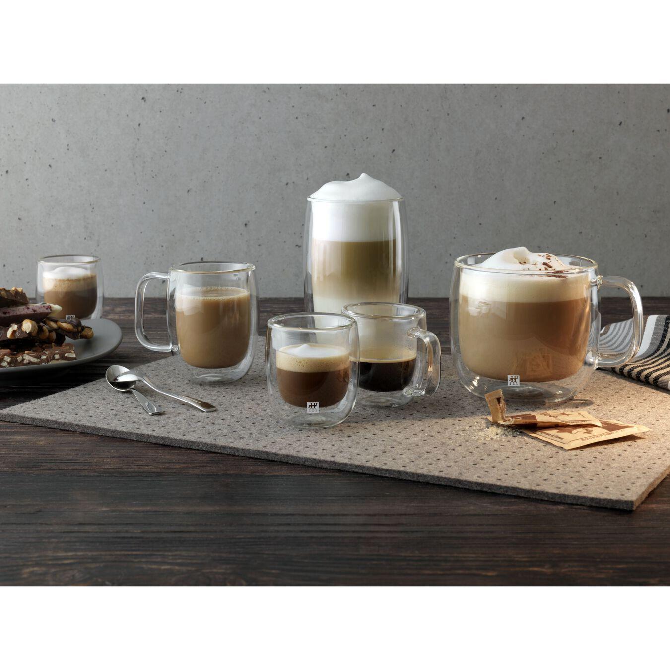 8 Piece Coffee glass set - Buy 6 Get 8,,large 4