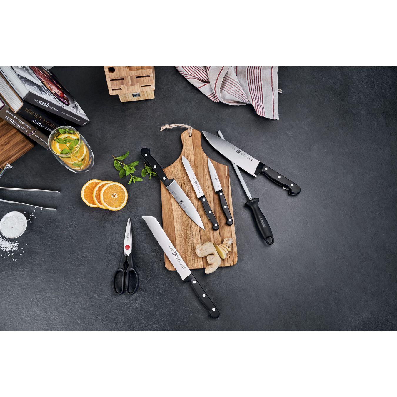 Blok Bıçak Seti | Özel Formül Çelik | 8-adet,,large 2