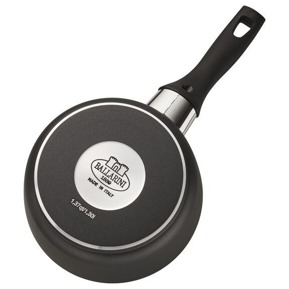 1.4-qt Forged Aluminum Nonstick Saucepan with Lid, , large 3