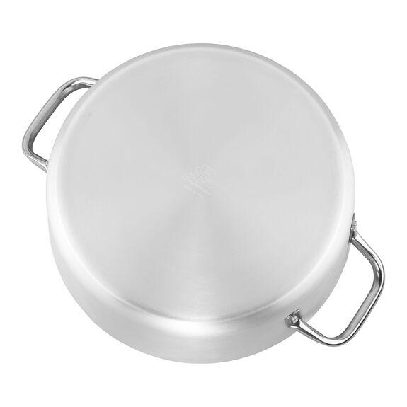 17.5-qt Aluminum Braiser, , large