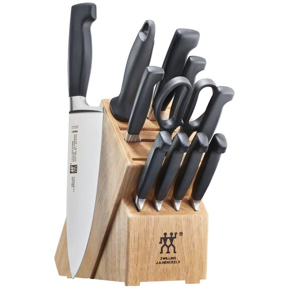13-pc Knife Block Set, , large
