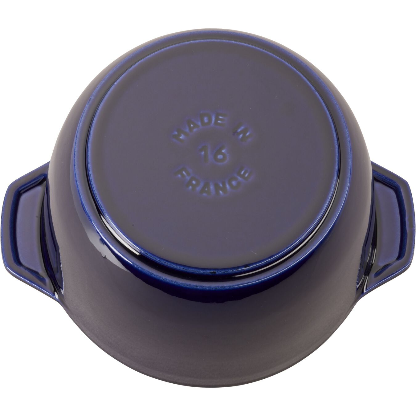 1.5-qt Petite French Oven - Dark Blue,,large 2