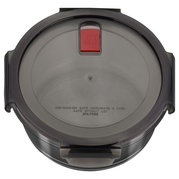 1.37-Qt. Round Storage Container,,large 7
