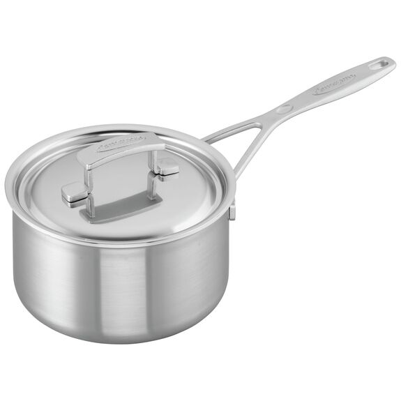 1.5-qt 18/10 Stainless Steel Sauce pan,,large 5