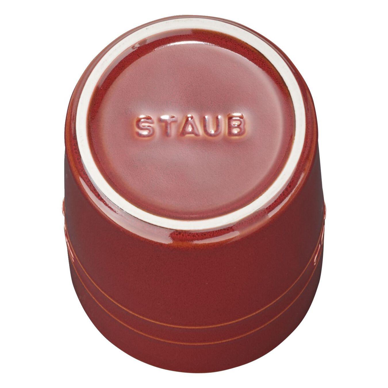 Utensil holder, red,,large 2