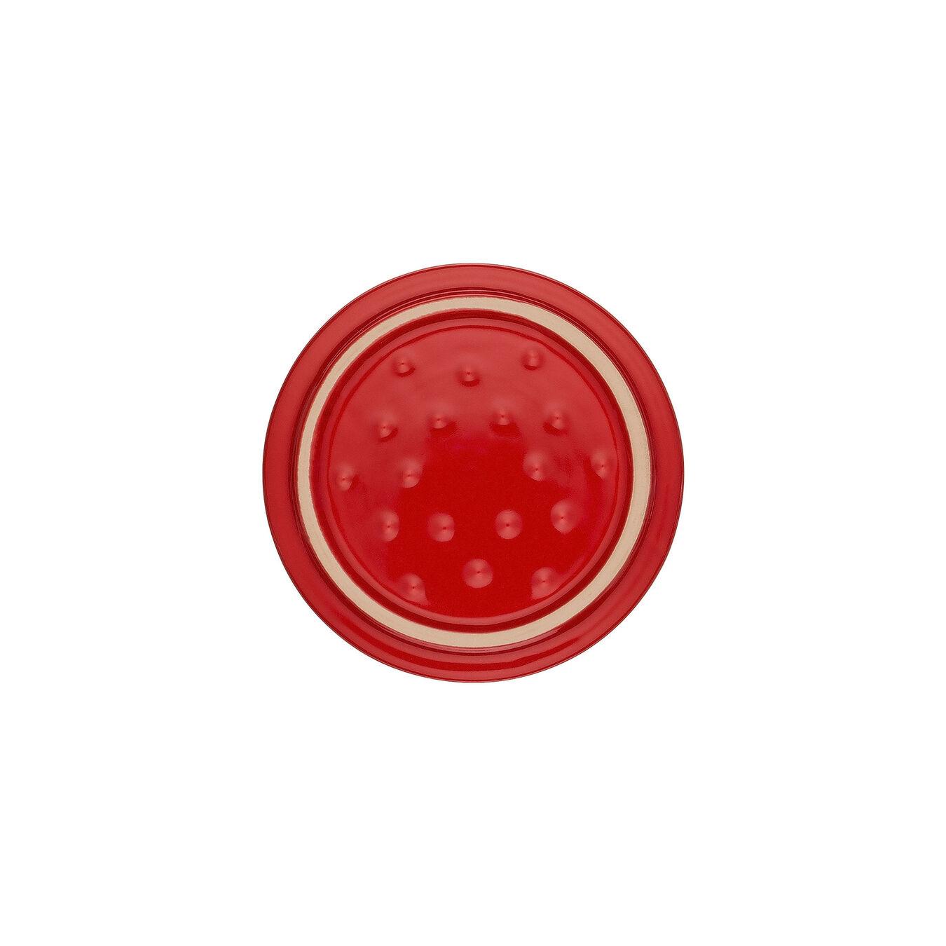Mini Cocotte 10 cm, Rond(e), Cerise, Céramique,,large 2