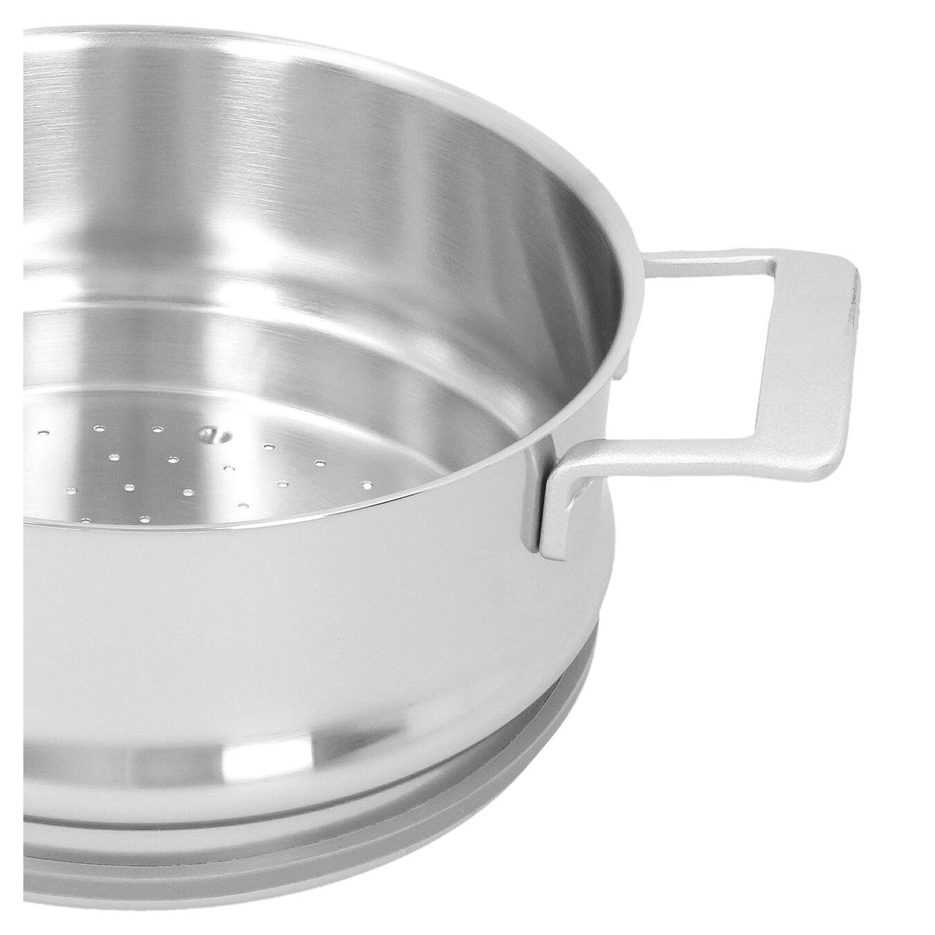 Passoire pour cuit vapeur 24 cm, Inox 18/10,,large 5