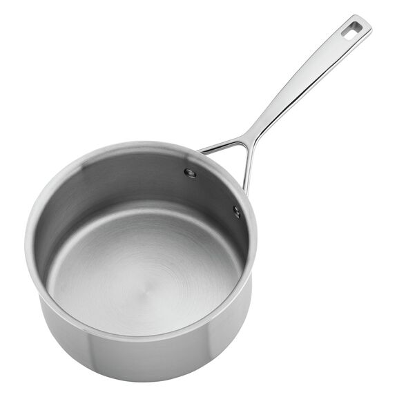 3-qt 18/10 Stainless Steel Sauce pan,,large