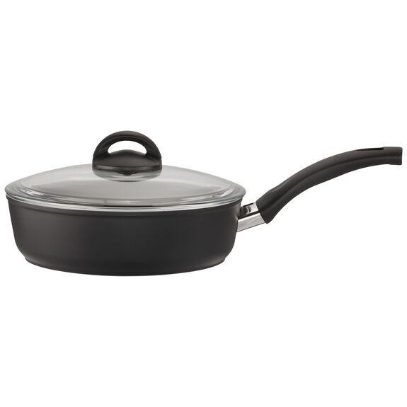 2.9-qt Nonstick Saute Pan with Lid,,large 3