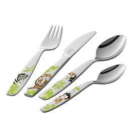 ZWILLING Jungle, 4 Piece Children's flatware set