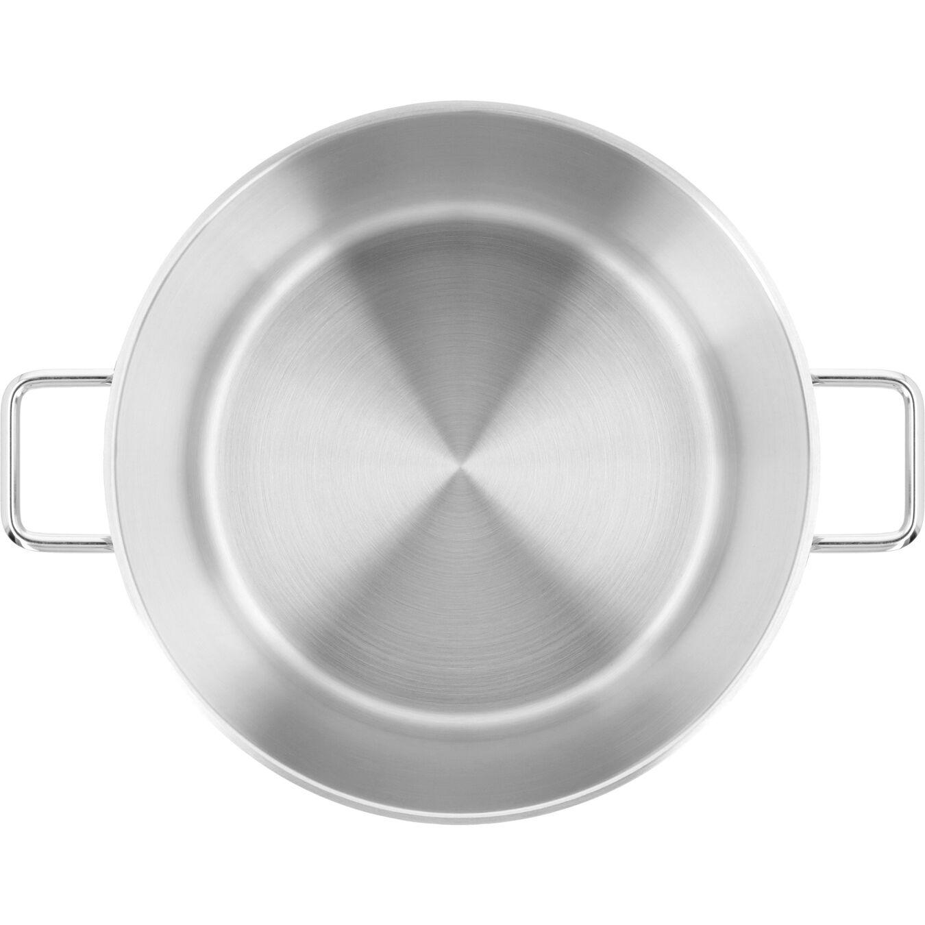 Gryta hög utan lock 36 cm, 18/10 Rostfritt stål,,large 2