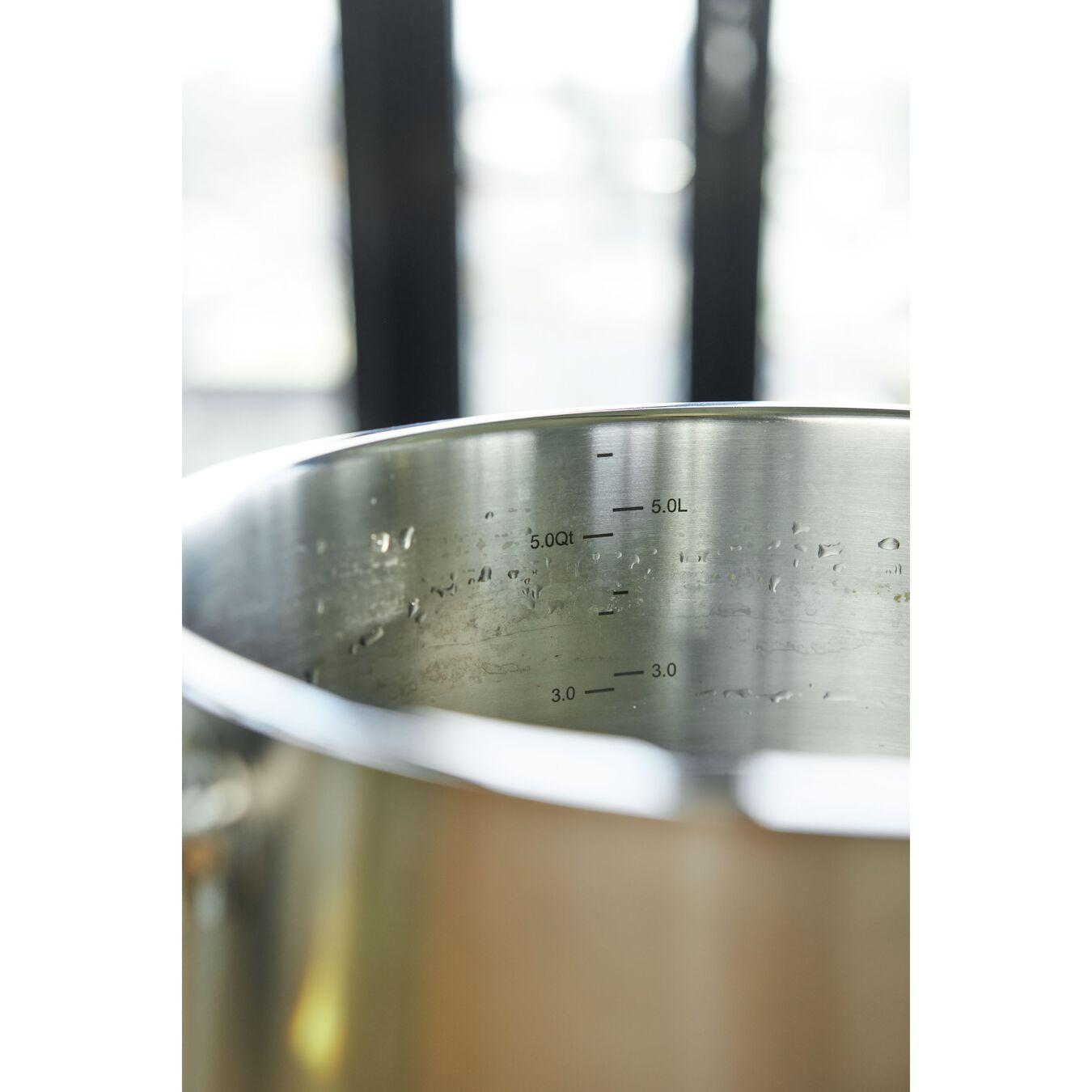 Derin Tencere | 18/10 Paslanmaz Çelik | 24 cm,,large 9