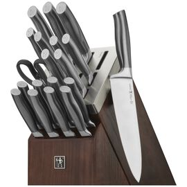 Henckels International Graphite, 20-pc Knife block set