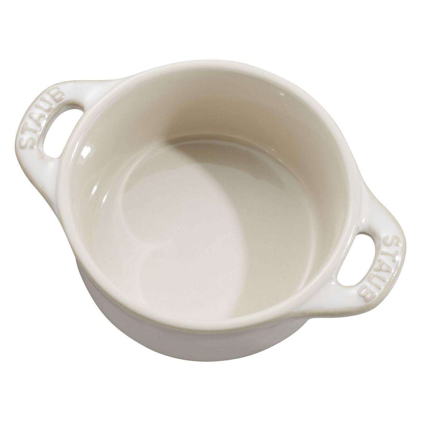 3-pc, Cocotte set, ivory-white,,large 4