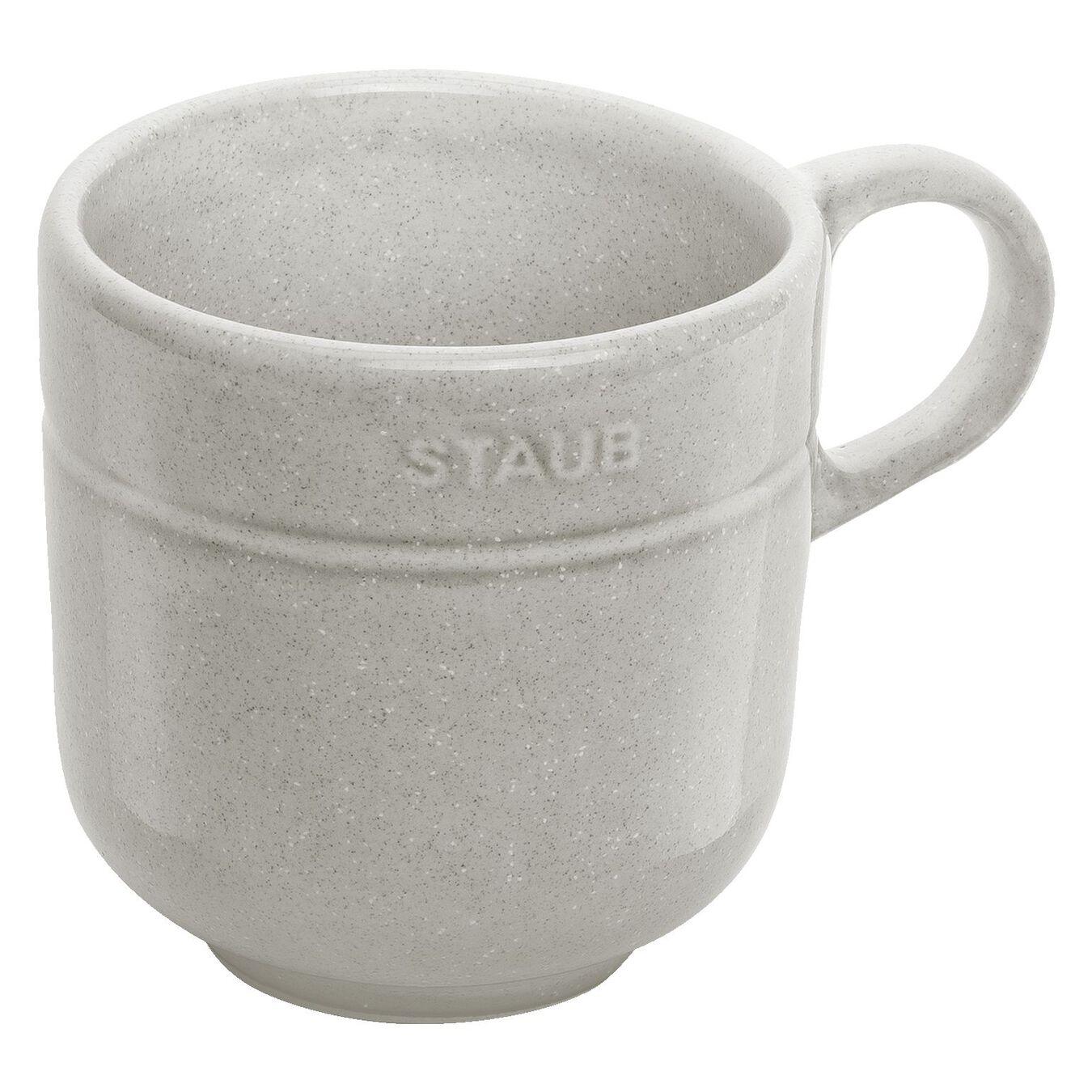 Mug 200 ml, White Truffle, Céramique,,large 1