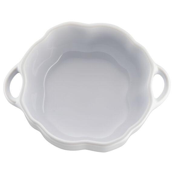 0.75-qt Special shape Cocotte, White,,large 2