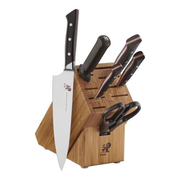 7-pc Knife Block Set, , large