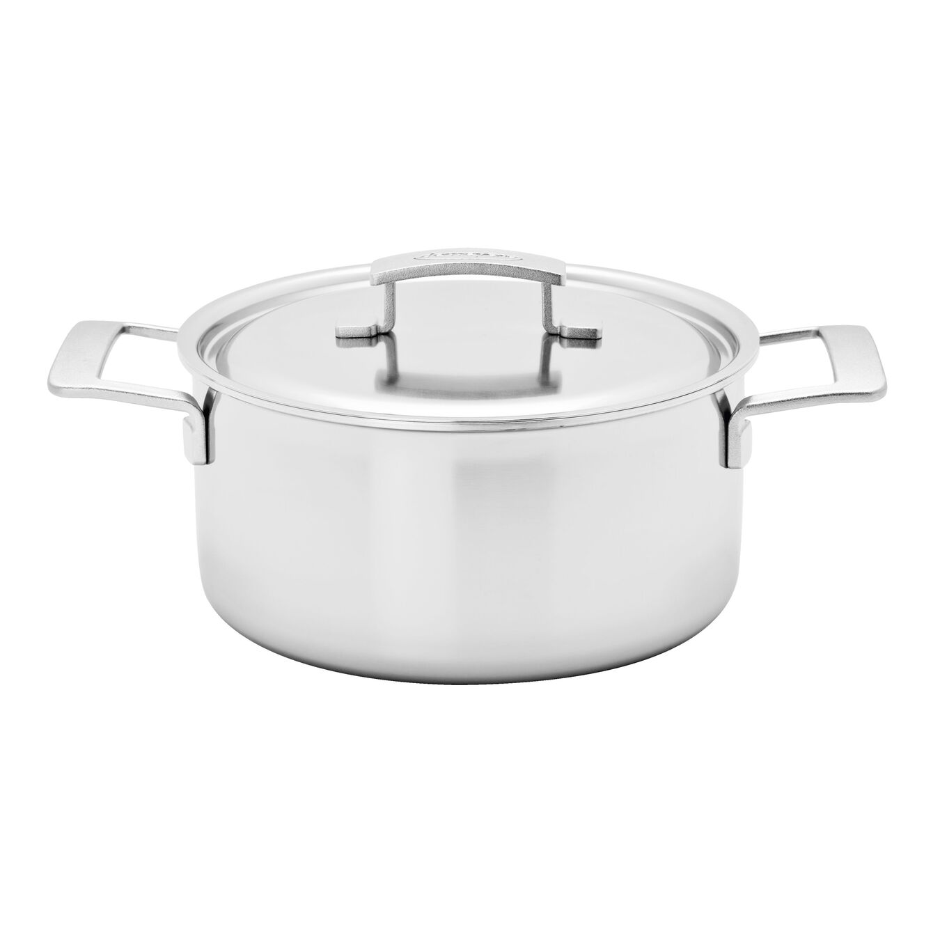 2.25 l 18/10 Stainless Steel Stew pot with lid,,large 1