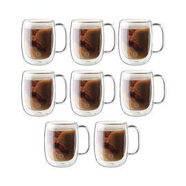 ZWILLING Sorrento Plus, 8 Piece Coffee glass set