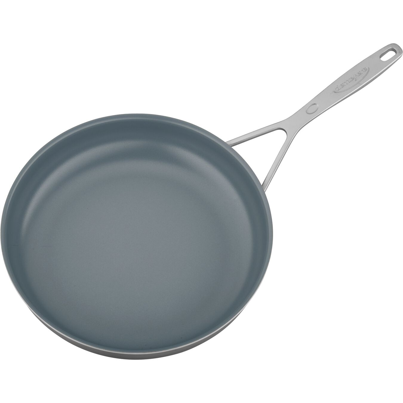 11-inch, 18/10 Stainless Steel, Ceramic, Frying pan,,large 4