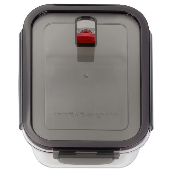 1,5-l-/-1.5-qt Borosilicate glass Storage jar,,large 2