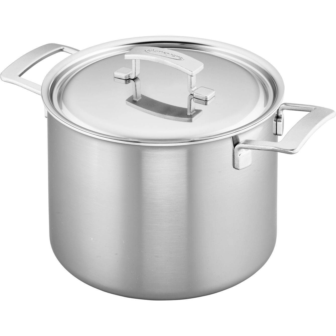 270.5-oz Stock pot with lid, 18/10 Stainless Steel ,,large 2