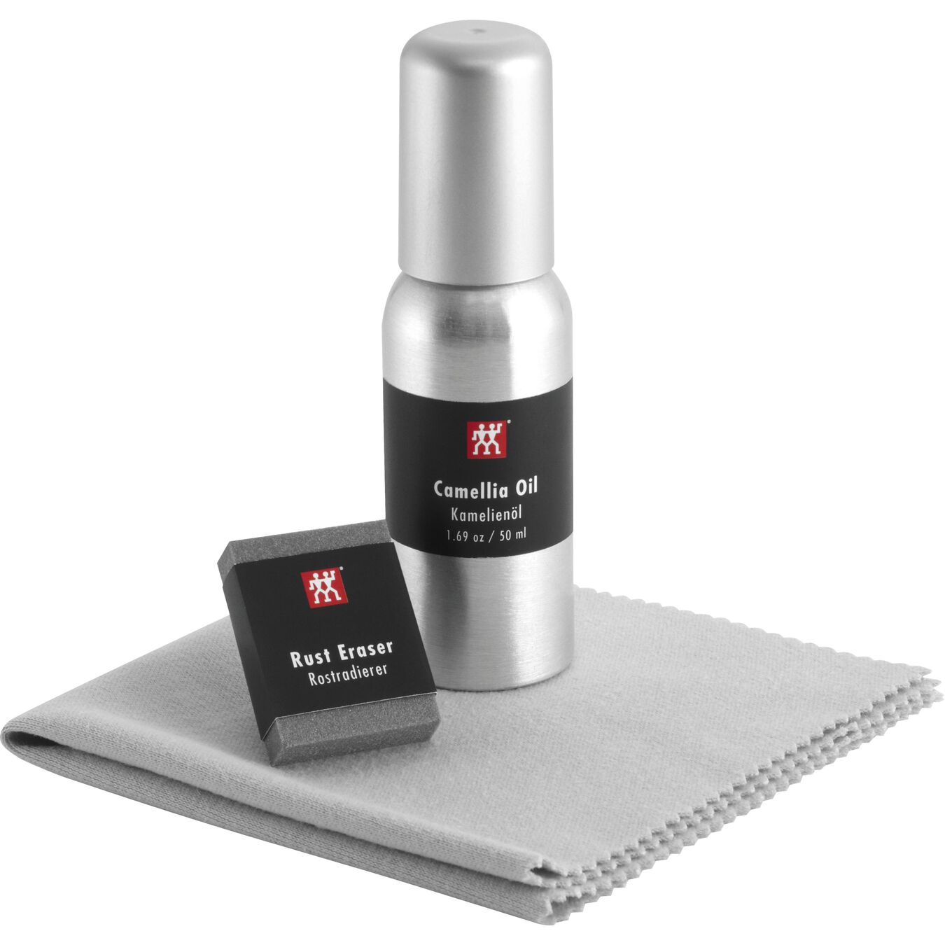 Carbon Steel Use & Care Kit,,large 1