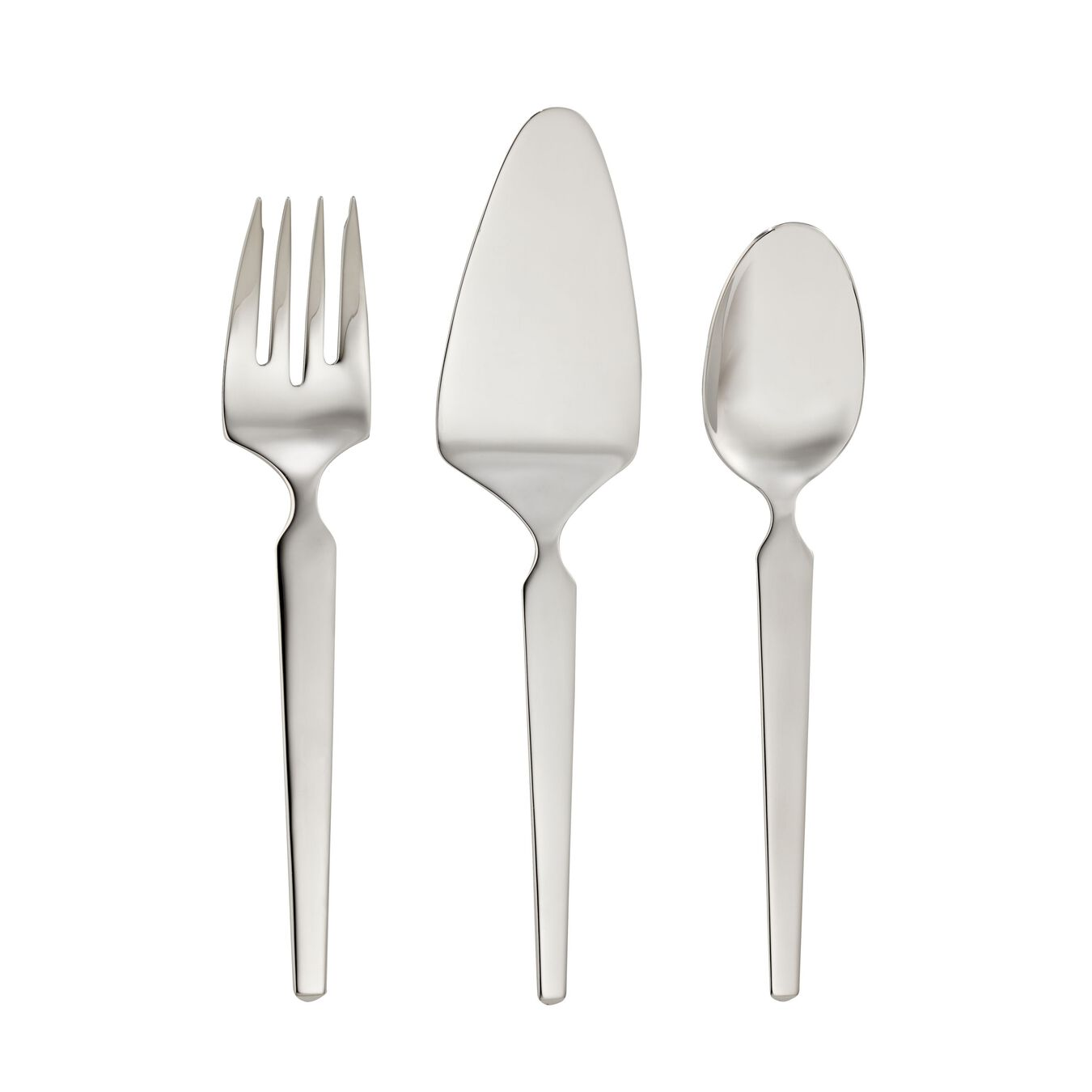 3-pc Flatware Serving Set,,large 1