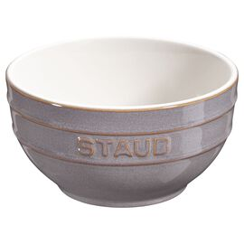 Staub Ceramique, Ciotola rotonda - 17 cm, Colore grigio antico