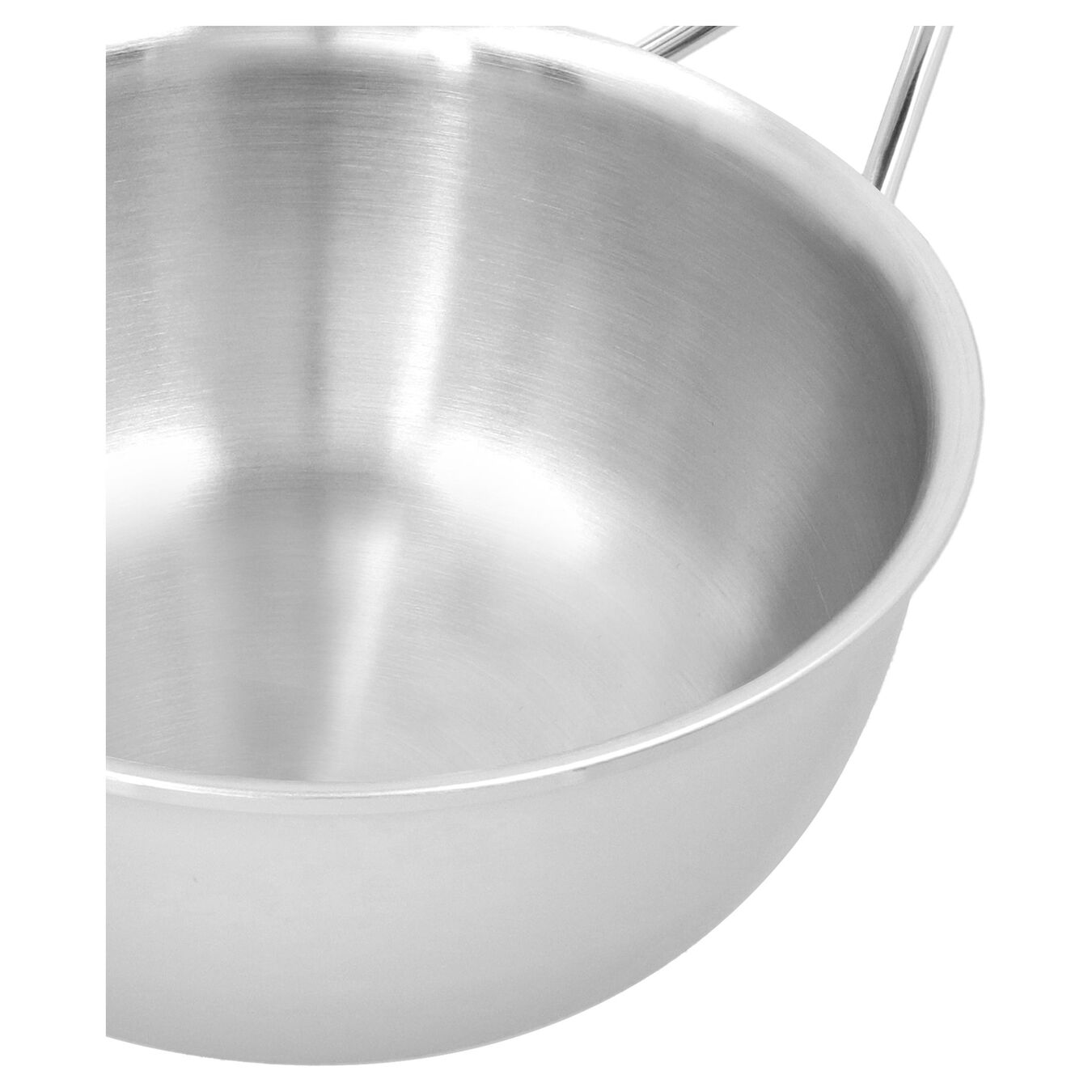 60-oz Sauteuse conical, 18/10 Stainless Steel ,,large 3