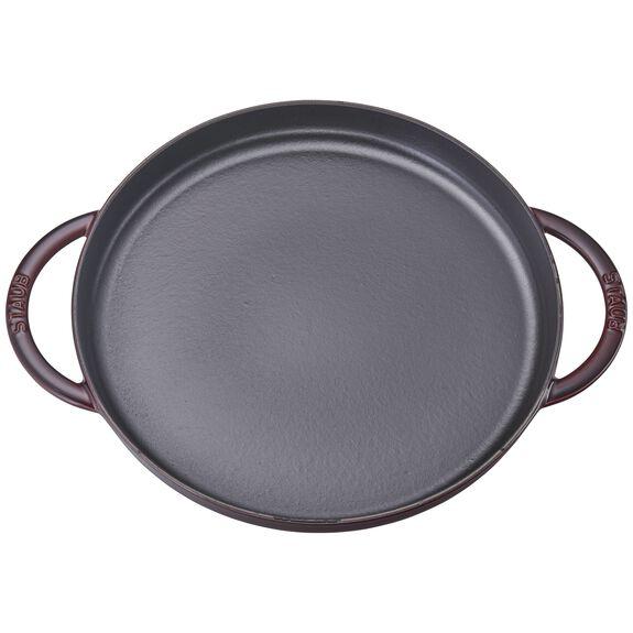 11.81-inch Enamel Grill pan,,large 4