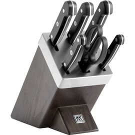 ZWILLING Gourmet, 7-pcs Set de blocs couteaux with KiS technology