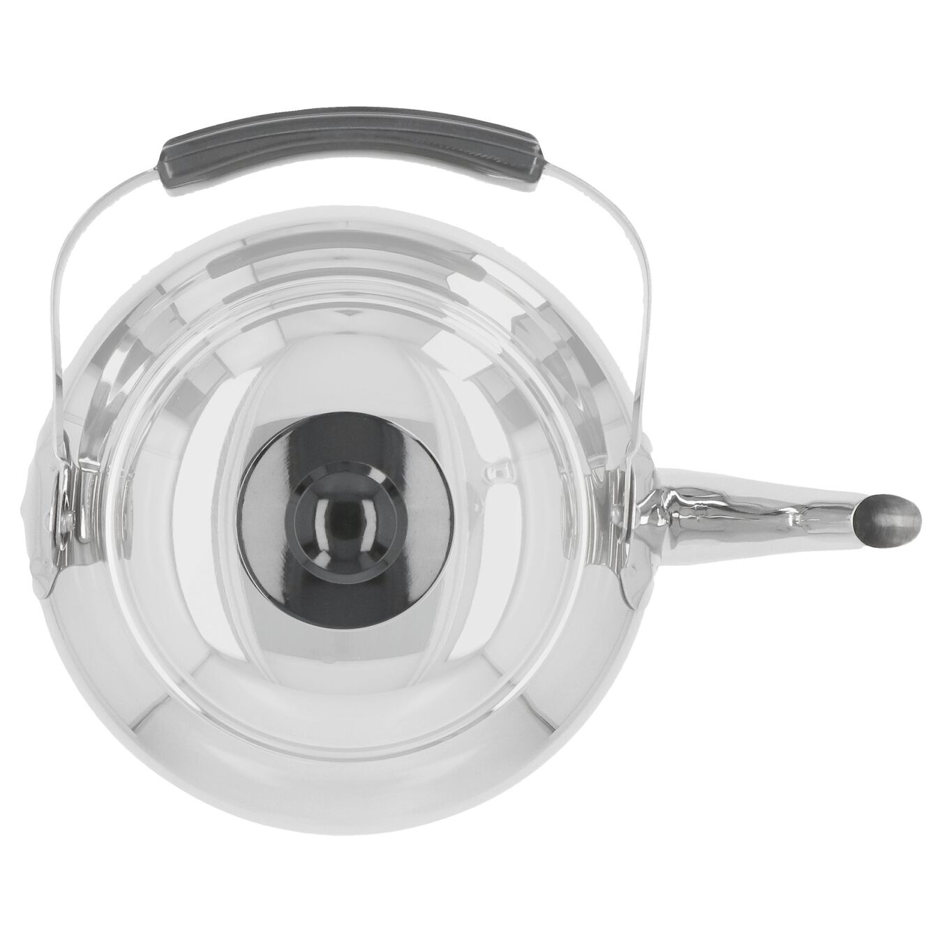 4.2 qt Tea Kettle, 18/10 Stainless Steel ,,large 3