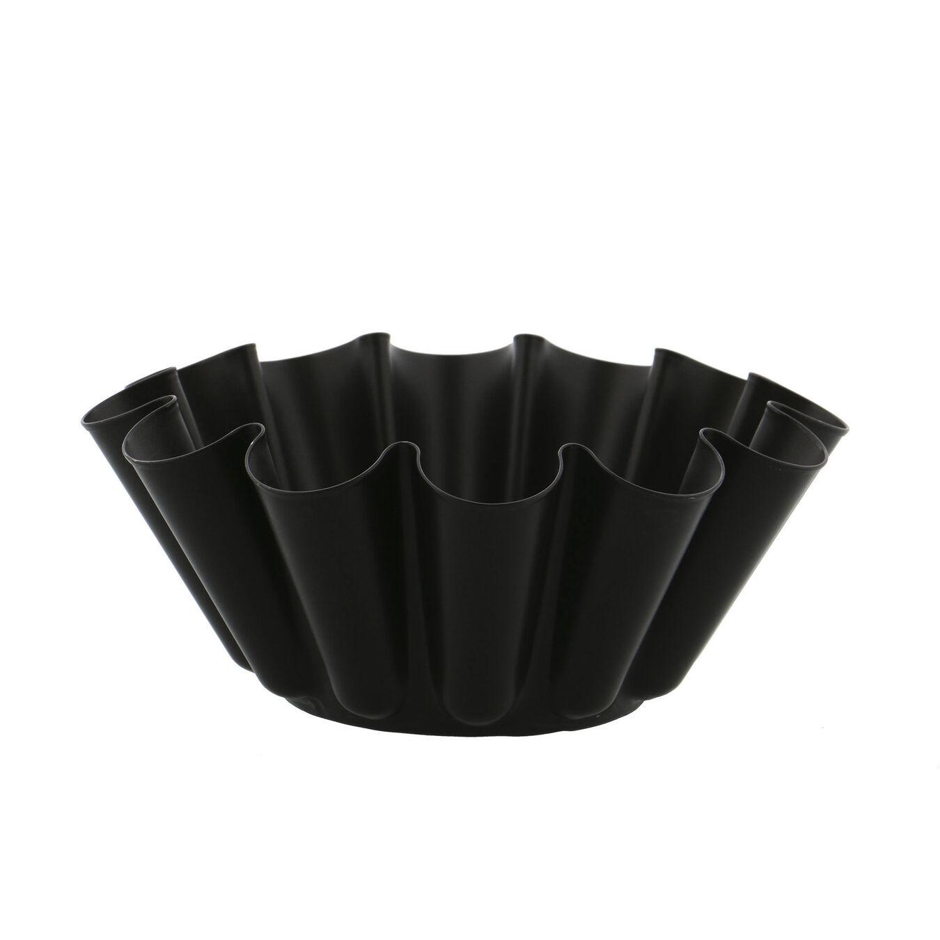Özel Şekilli Fırın Kapları, yuvarlak | Siyah | Çelik,,large 1