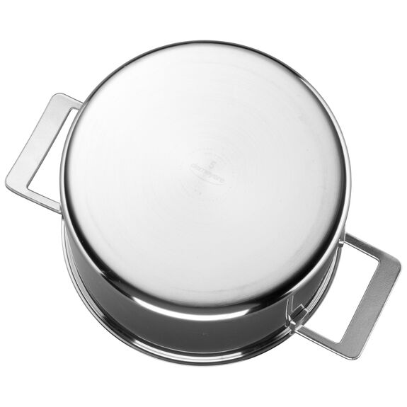 8-qt Stainless Steel Stock Pot,,large 4